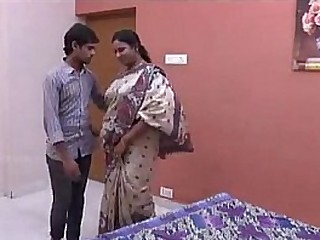 Indian girl romance with a boy